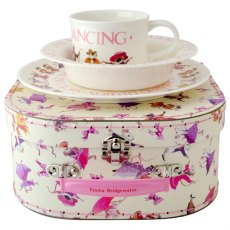 Emma Bridgewater Dancing Mice Melamine Set