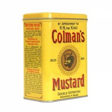 Colman's Mustard Small Tin