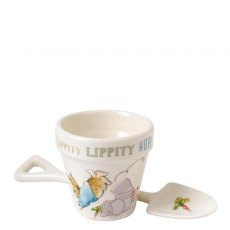 Beatrix Potter Peter Rabbit Egg Cup & Spoon Set