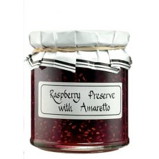 Raspberry Preserve with Amaretto