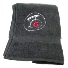 The Prisoner Luxury Bath Sheet Towel