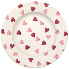 Emma Bridgewater Pink Hearts 8.5 Inch Plate