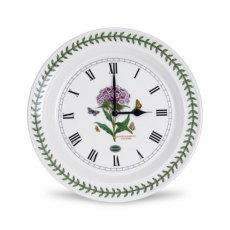 Botanic Garden Wall Clock (Sweet William)