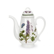 Botanic Garden Romantic Shape Coffee Pot