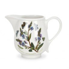 Botanic Garden Romantic Shape Cream Jug