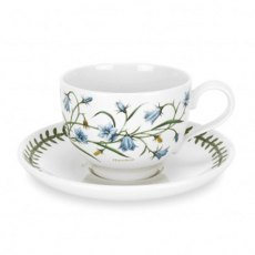 Botanic Garden Traditional Shape Teacup & Saucer