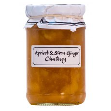 Portmeirion Apricot and Stem Ginger Chutney 300g