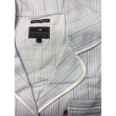 Lexington Beacon Hill Blue Pajama Large