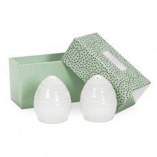 Sophie Conran for Portmeirion White Salt & Pepper Shakers