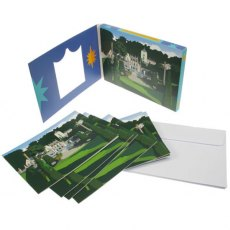 6 Portmeirion Notecards & Envelopes: Gloriette