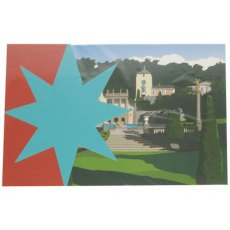 Portmeirion Greeting / Occasion Card & Envelope: Gloriette