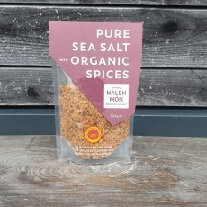 Halen Mon Pure Sea Salt with Organic Spices (100g)