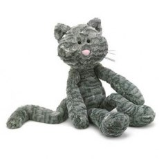 Jellycat Merryday Cat Plush Soft Toy
