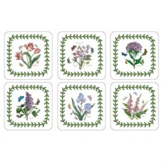 BG S/6 Square Coasters Pimpernel