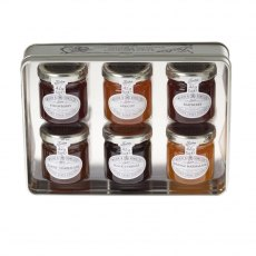Wilkin & Sons Tiptree Six Mini Silver Gift Tin - 42g