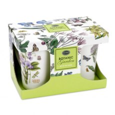 Botanic Garden Giftboxed Set of 2 Mandarin Mugs
