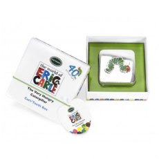 The Very Hungry Caterpillar Silver Plated First Cu