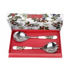 The Holly & The Ivy Salad Servers (Set of 2)
