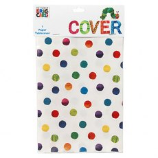 The Very Hungry Caterpillar Paper Party Tablecover