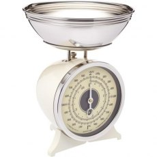 Enamelled Mechanical Kitchen Scale