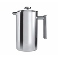 Double Wall Stainless Steel Cafetiere