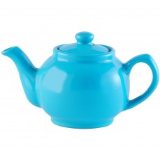 Price & Kensington Brights Blue 2 Cup Teapot