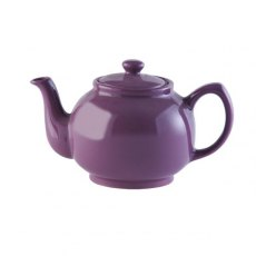 Price & Kensington Brights Purple 6 Cup Teapot