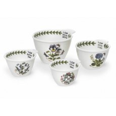 Botanic Garden Measuring Cups - Set of 4