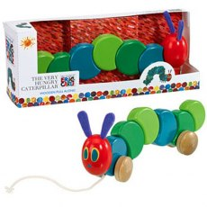 The Very Hungry Caterpillar Pull Along Caterpillar