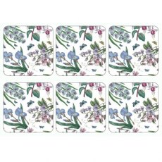 Pimpernel Botanic Garden Set of 6 Chintz Coasters
