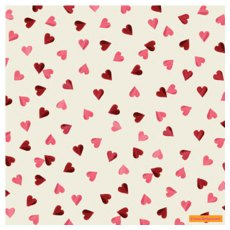 Emma Bridgewater Pink Hearts Paper Lunch Napkins
