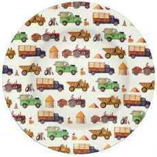 Emma Bridgewater Men at Work Melamine Plate