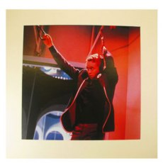 The Prisoner  Still: Brainwash Mounted Print