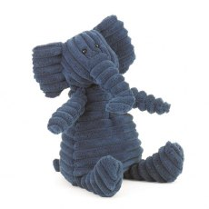 Jellycat Small Cordy Roy Elephant Plush Soft Toy