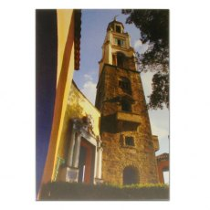 Portmeirion The Bell Tower Greetings Card