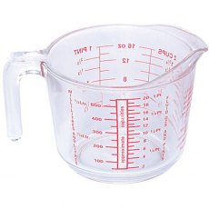 Glass 550ml / 1 Pint Measuring Jug