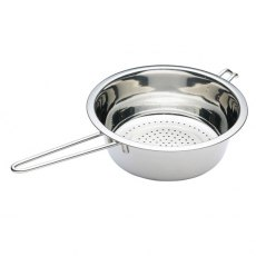 Stainless Steel 22cm Long Handled Colander