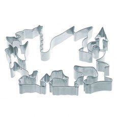 Kitchen Craft 15cm Welsh Dragon Shaped Cookie Cutter