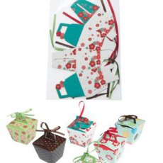 Pack of 6 Panettone Gift Boxes
