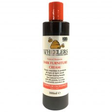 Wheelers Natural Beeswax Dark Furniture Cream