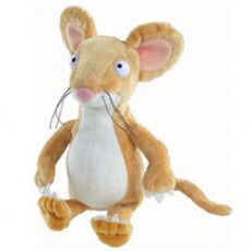 The Gruffalo 7 inch Mouse Plush Soft Toy