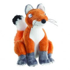 The Gruffalo 7 Inch Fox Plush Soft Toy