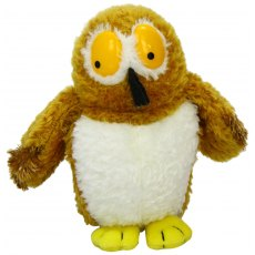 The Gruffalo 7 Inch Owl Plush Toy