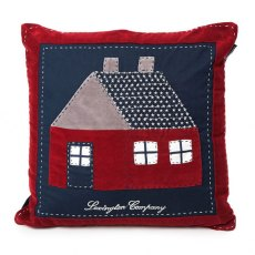 Lexington Holiday Patch House Sham / Cushion Cover