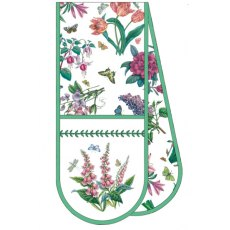 Botanic Garden Chintz Oven Gloves