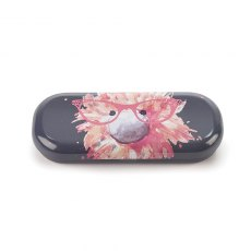 Jellycat Glad To Be Me Navy Glasses Case