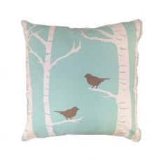 In The Woods Birds Cushion
