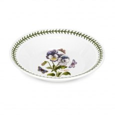 "Botanic Garden Seconds 8"" Soup Plate Single No Guarantee of Flower Design"