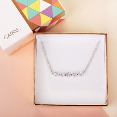 Carrie Elspeth Crystal Allure Necklace