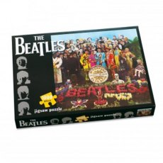 Sergeant Pepper's Lonely Hearts Club Puzzle